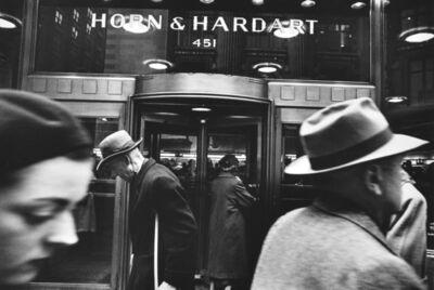 William Klein, 'Horn & Hardart, New York', 1954-1955