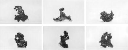 Daniel Monroy Cuevas, 'Palomitas de maíz calcinadas en el incendio de la Cineteca Nacional el 23 de marzo de 1982', 2017