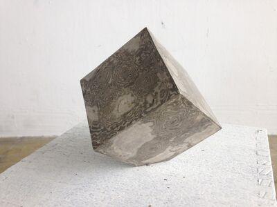 Manji Madara, 'Uncovered Cube #14', 2018