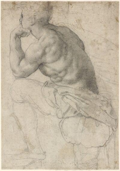 Alessandro Allori, 'A Pearl Diver', ca. 1570