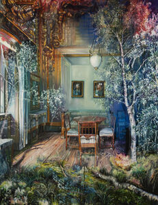Jacob Brostrup, 'Remembering the place', 2020