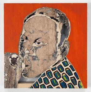 Aimé Mpane, 'Kinoct #36', 2012