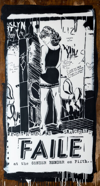 FAILE, 'Nuthin's Sacred', 2010