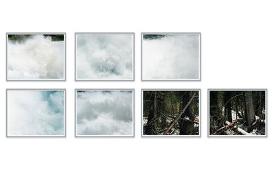 Ron Jude, 'Rushing Water/Forest', 1998/2011