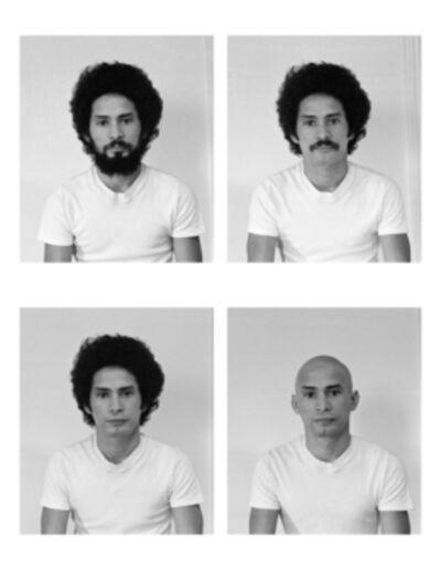 Pedro Terán, 'Identity Card', 1972-2011