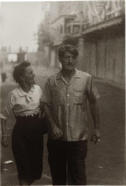 Diane Arbus, 'Couple arguing, Coney Island, N.Y.', 1960