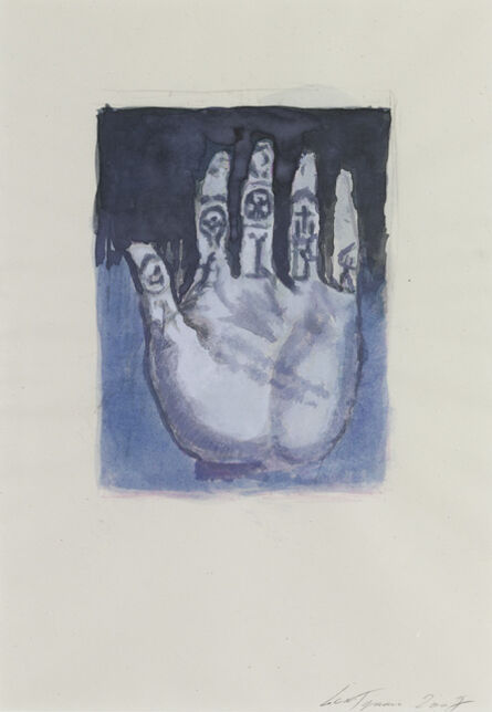 Luc Tuymans, 'The Spiritual Exercises 2', 2007