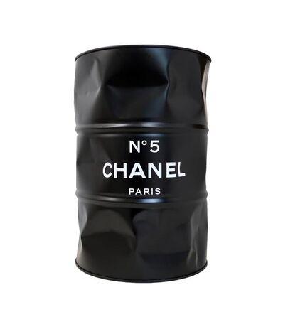 Jaler Fine Art, 'CHANEL Barrel Black', 2020