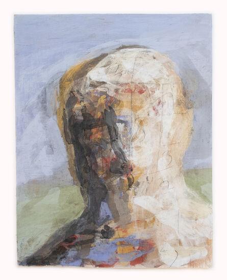 Orazio De Gennaro, 'Head # 8', 2007