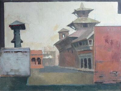 Niva Shrestha, 'Taleju Bell in Kathmandu', 2021