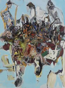Mehran Elminia, 'Beyond the time', 2012
