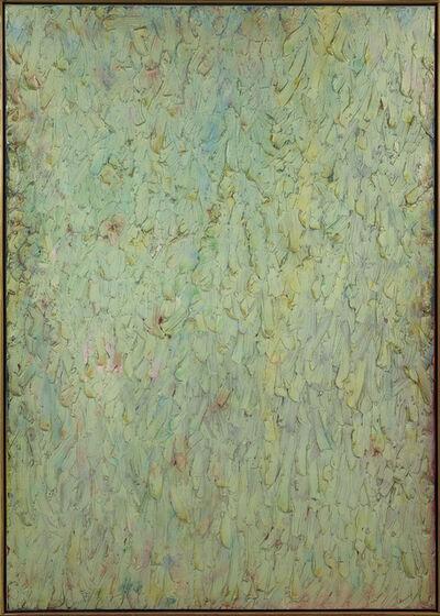 Stanley Boxer, 'Reedsummeringsplashofgrasses', 1980
