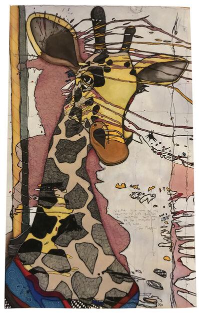 Cheryl Gross, 'Carousel Giraffe', 2020