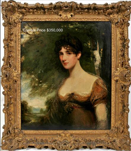 John Hoppner, 'Portrait of Lady Bagot.', 1807
