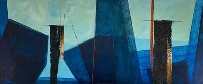 Carlos Torres, 'Colapso Glacial #2', 2018