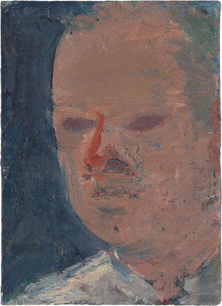 Richard Diebenkorn, 'Untitled (Portrait of Carey Stanton)', 1959