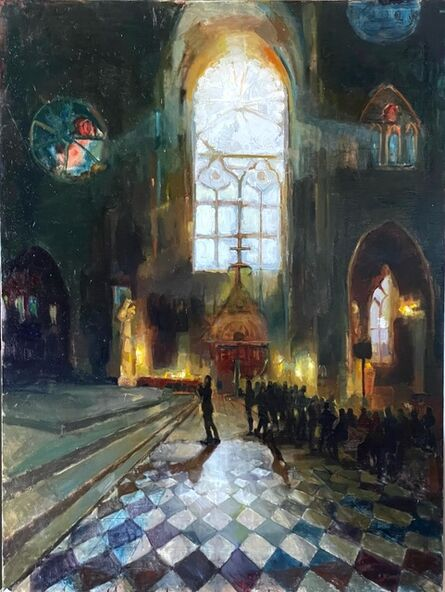 Stacy Kamin, 'Cathedral', 2021