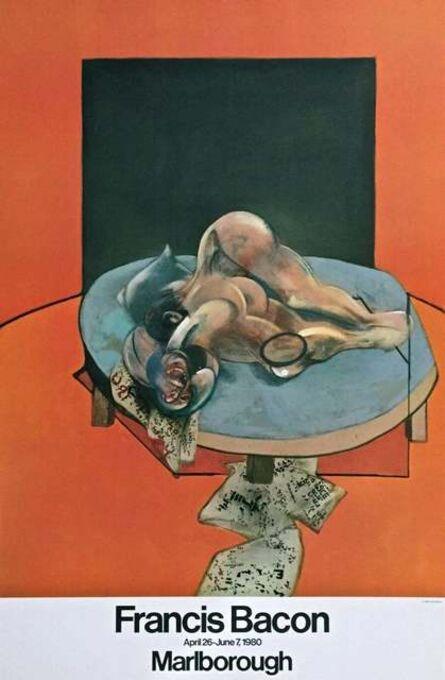 Francis Bacon, 'Untitled, 1980 Original Marlborough Gallery Exhibition Poster', 1980