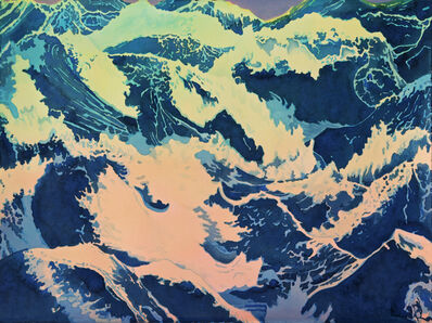 Aaron Morse, 'Waves ', 2017