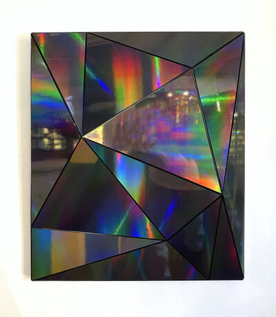 Will Penny, 'GAMUT RELIEF LXI HOLO', 2020