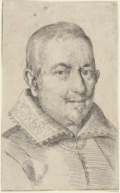 Ottavio Leoni, 'Portrait of a Middle-Aged Man'