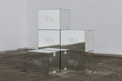 Stefan Brüggemann, 'Trash Mirror Boxes (After MV)', 2015