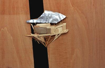 Tadashi Kawamata, 'Tree Hut in Basel, Plan 2', 2007