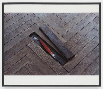 Lothar Baumgarten, 'Kultur - Natur  (Culture-nature)', 1971