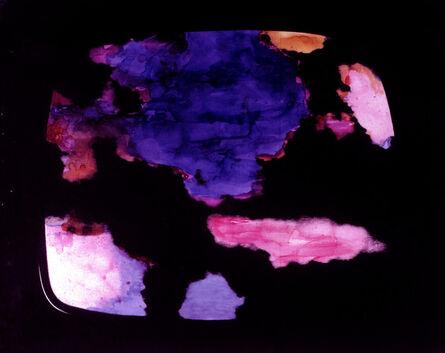 Mario Schifano, 'Paesaggio TV', 1970