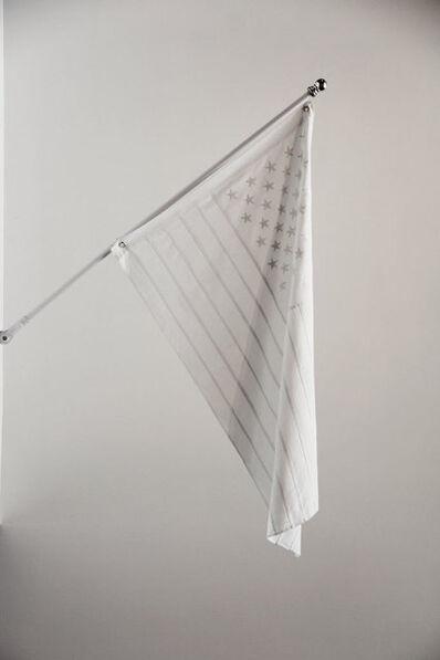 Frances Trombly, 'American Flag', 2012