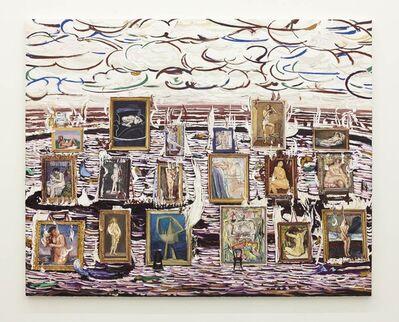 Toru Kuwakubo, 'Burn the Nude Women', 2012