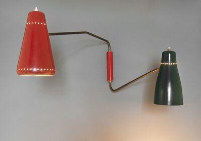 Pierre Guariche, 'Sconce G17Edition Pierre Disderot', 1950