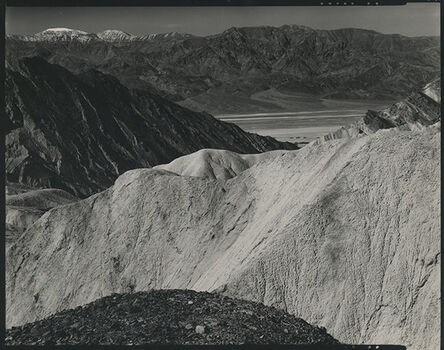 Edward Weston, 'Death Valley', California 1938