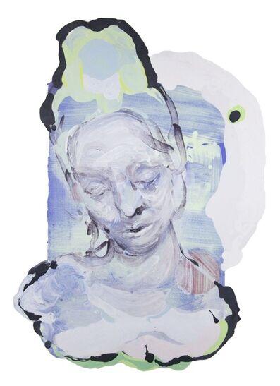 Natalie Frank, 'Portrait (Woman) ', 2015