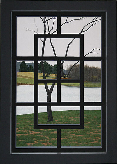Warner Friedman, 'Chinese Window', 2009