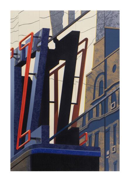 Robert Cottingham, 'An American Alphabet: Z', 2008