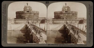 Bert Underwood, 'Bridge and Castle of St. Angelo, Rome', 1900
