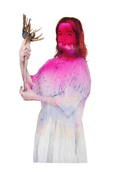 June Glasson, 'Hot Sofia', 2018