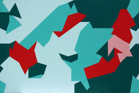 Sergio Lombardo, 'Foresta', 1986