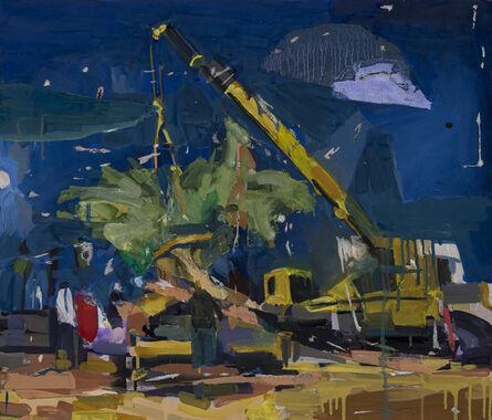 Eşref Yıldırım, 'Hill 6', 2017