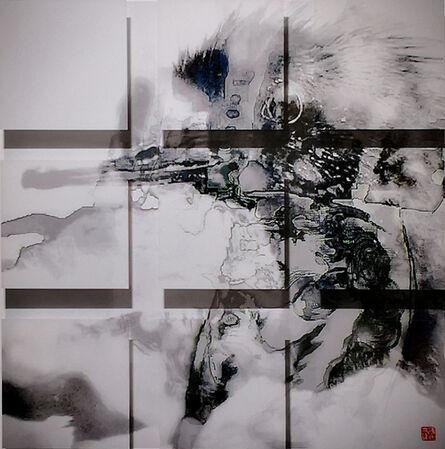 Wenjun Fu, 'Crying Osprey', 2018