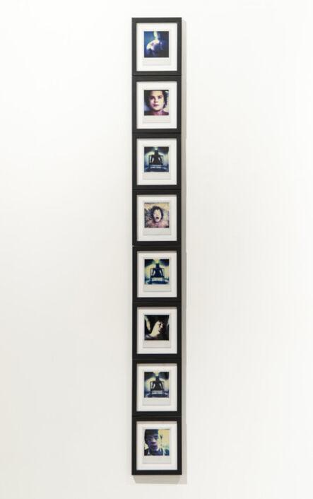 Almond Chu, 'Jacob's Ladder No. 1-8', 1991