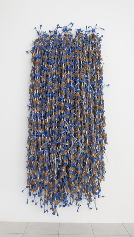 Hassan Sharif, 'Blue Knots', 2014