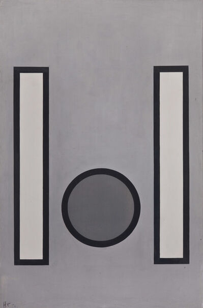 Huang Rui 黄锐, 'Space Structure 84 - 19', 1984