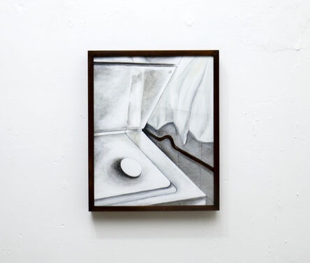 Victoria Núñez Estrada, 'De la seria Postrer trance, monachopsis', 2018