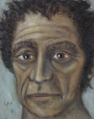 Grégoire Müller, 'Giacometti', 2016