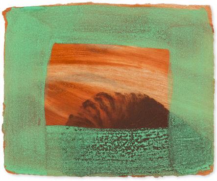 Howard Hodgkin, 'After Degas', 1990-1991
