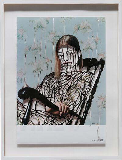 Amie Dicke, 'Cry Wall', 2003