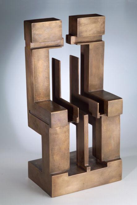 Johannes Von Stumm, 'Medium Seated Figure', 2007