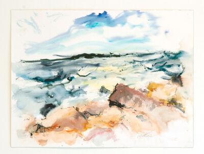 Raoul Middleman, 'High Tide', 2016
